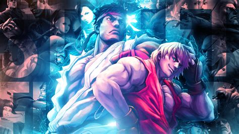 street fighter team wallpapers hd wallpapers id