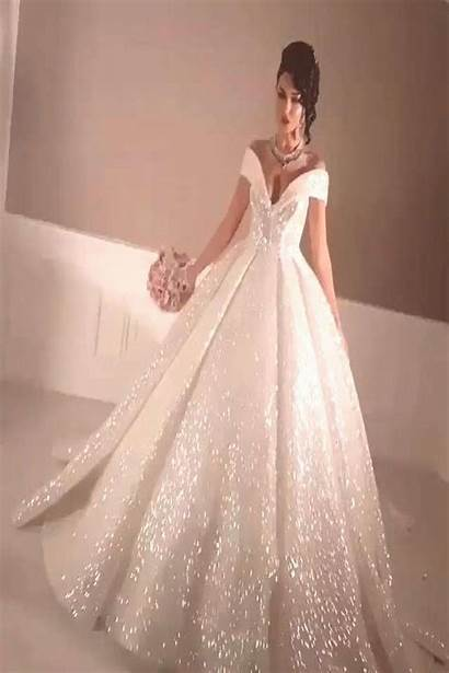 Gown Ball Princess Bling Dresses Prom