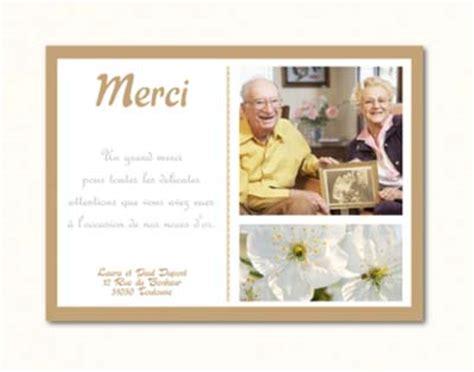 modèle carte de remerciement décès exemple de lettre de remerciement apres un mariage