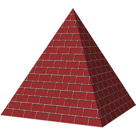 triangular form illustration gratuite pyramide forme 3d triangle