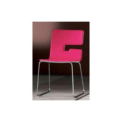 Chaise Cuir Design by Chaise Design En Cuir Et Chaises Design Cuir Par