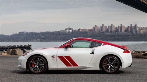 2020 Nissan Lineup by 2020 Nissan 370z 50th Anniversary Edition A 2 600 Option