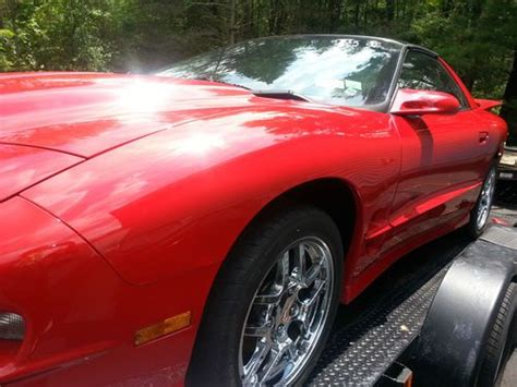 auto manual repair 2001 pontiac firebird transmission control purchase used 2001 firebird trans am ws6 6 speed manual amazing condition in new hartford new