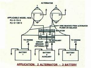 Wiring Diagram For 3 Batteries In A Boat