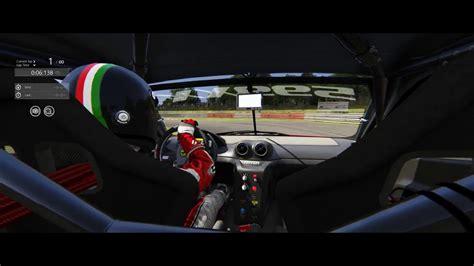 Rosso corsa ferrari 599xx in maranello. Ferrari 599XX EVO Nordschleife Hotlap 21:9 - YouTube