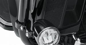 New  Harley Davidson Led Fog Lamps
