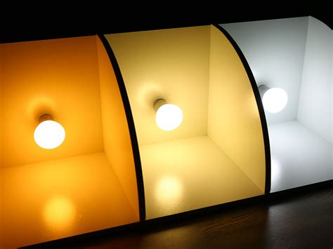 light bulb color temperature taking a closer look at color changing leds cnet