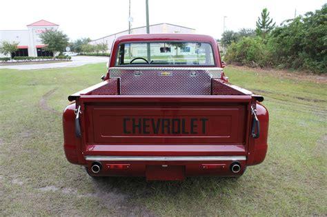Chevrolet Stepside Shortbed Chevy Pickup