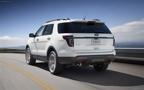 2013 Explorer Sport by Ford Explorer Sport 2013 Widescreen Car Picture 07