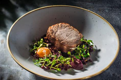 haute cuisine dishes haute cuisine black edition catalin hladi food and drink