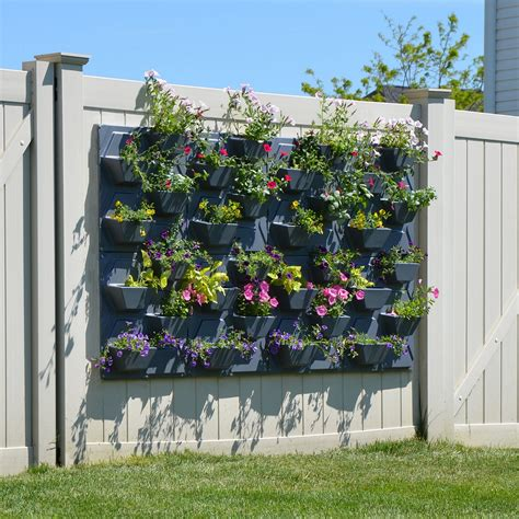 easy vertical garden wall diy