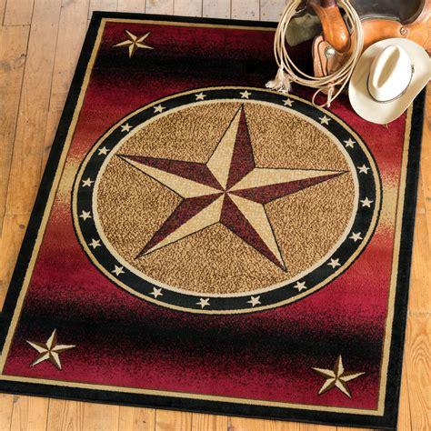 southwest rugs    ombre star ruglone star western decor