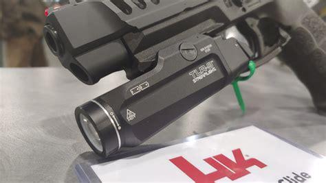 shot show   streamlight tlr  weapon light  truth  guns