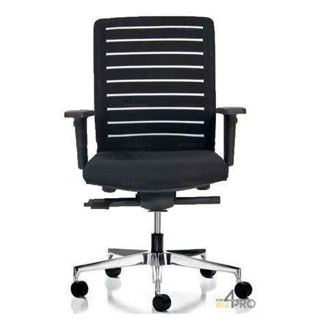 fauteuil de bureau synchrone fauteuil de bureau synchrone dossier é blanc pieds noirs