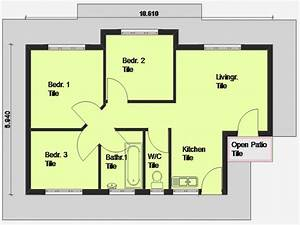 Cheap 3 Bedroom House Plan 3 Bedroom House Plan South