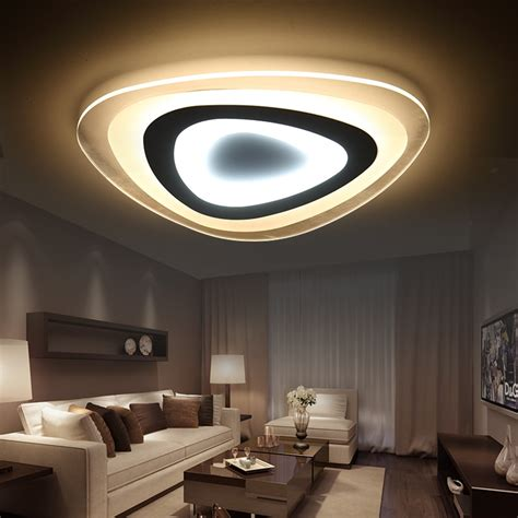 Led Lights For Room Aliexpress by Ultra Thin Acrylic Modern Led Ceiling Lights For Living