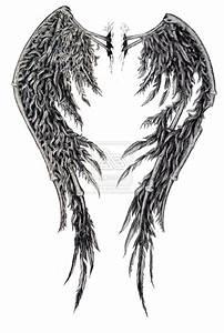Angel Wing Tattoo Designs Free | Cool Tattoos - Bonbaden