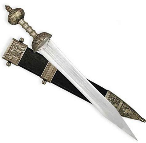 Roman Sword Of Tiberius With Free Gladiator Lesson