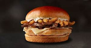 Signature Crafted Sandwiches & Burgers | McDonald's