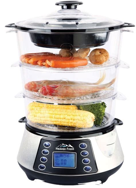 steamer cuisine 56 best images about electric plastic food steamers on