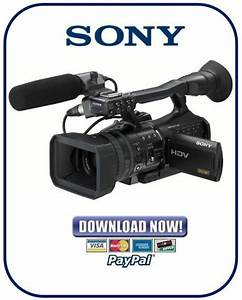 Sony Hvr-v1 Series Service Manual  U0026 Repair Guide