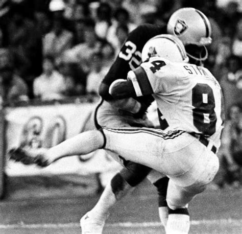 jack tatum  nfl  star   hard hitting play