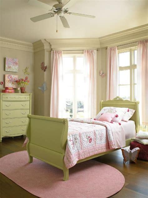 Kinderzimmer Gestalten Rosa Grün wohnideen f 252 rs kinderzimmer farbige interieur l 246 sungen