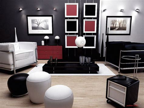 interior design your home black and white livingroom interior designs for your