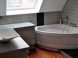 Amenagement Salle De Bain : amenagement salle de bain 9m2 avec amenagement salle de ~ Dailycaller-alerts.com Idées de Décoration