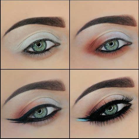amazing hacks  perfect winged eyeliner