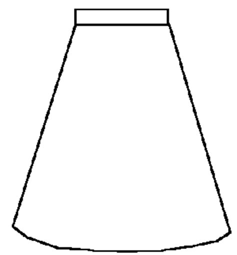 skirt clipart black and white plastic cup outline clipart panda free clipart images