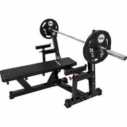 Bench Press Banca Barbarian Commercial Bb Line