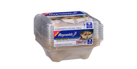 reynolds disposable heat eat containers  ct