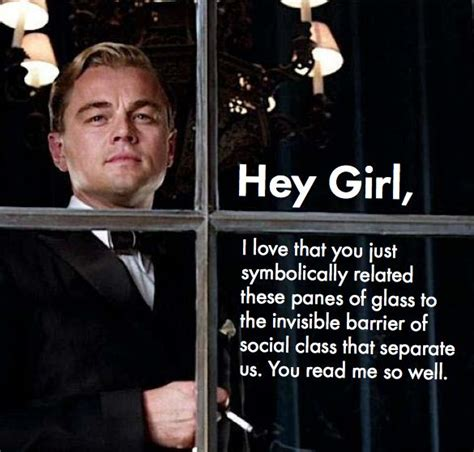 Great Gatsby Meme - great gatsby unit plan four full weeks of dynamic lessons sexy hey girl and gatsby style