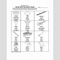 Phonics Worksheets Multiple Choice Worksheets To Print Enchantedlearningcom