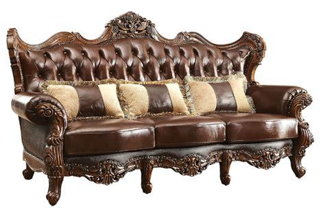 Wood Trim Sofas Furniture Victoria Palace 61815 Plgld 29
