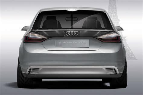 Audi A1 Sportback Concept Design Sketch Car Body Design