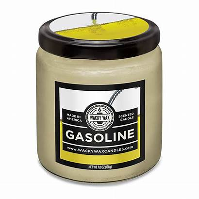 Candle Scented Gasoline Candles Wax Scents Smelling