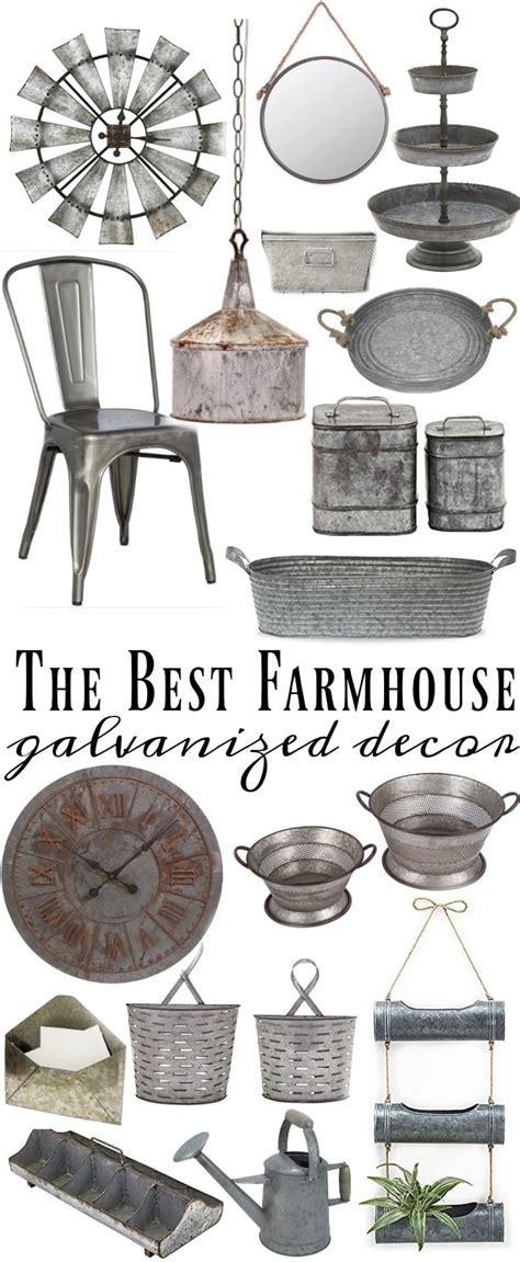 Where Find The Best Galvanized Home Decor Liz Marie Blog