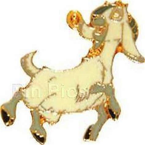 djali  goat full body hunchback  notre dame authentic