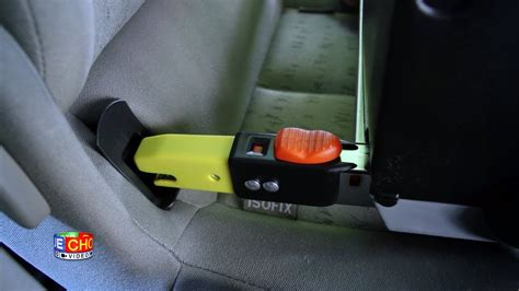 sièges auto isofix décryptage