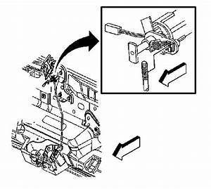 1997 Chevy Blazer Rear Hatch Lock Will Not Open Back Diagram