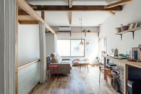 Retoyosaki  A Small Japanese Town House Revamp In Osaka. Design Of Kitchen Cabinets Pictures. Interior Design Ideas For Kitchens. Design My Kitchen App. French Provincial Kitchen Design