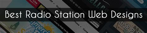 Best Radio Stations Best Radio Station Websites