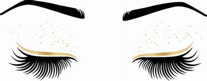 Lashes Clipart Lash Extensions Transparent Eyelash Cartoon