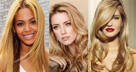 Golden Blonde Hair Color Dye, Dark, Light, Medium, Chart