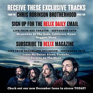 Subscribe to _Relix_ or the _Relix_ Daily and Receive ...