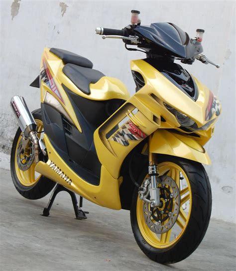 Modifikasi Motor Metik by 99 Gambar Motor Matic Yamaha Yang Baru Terlengkap Gubuk