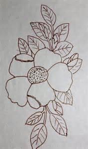 Wood Carving Rose Pattern