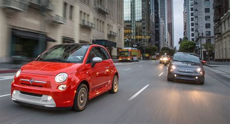 Fiat Recalls by Fiat Recalls 5 600 500 Evs To Fix Software Glitch Carscoops